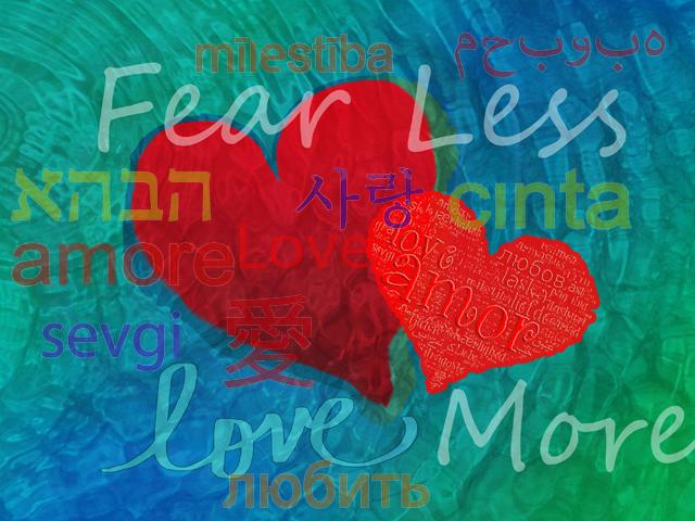 Love heart x640