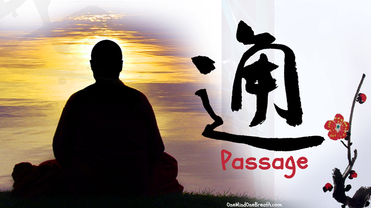 100 Day Meditation: Passage